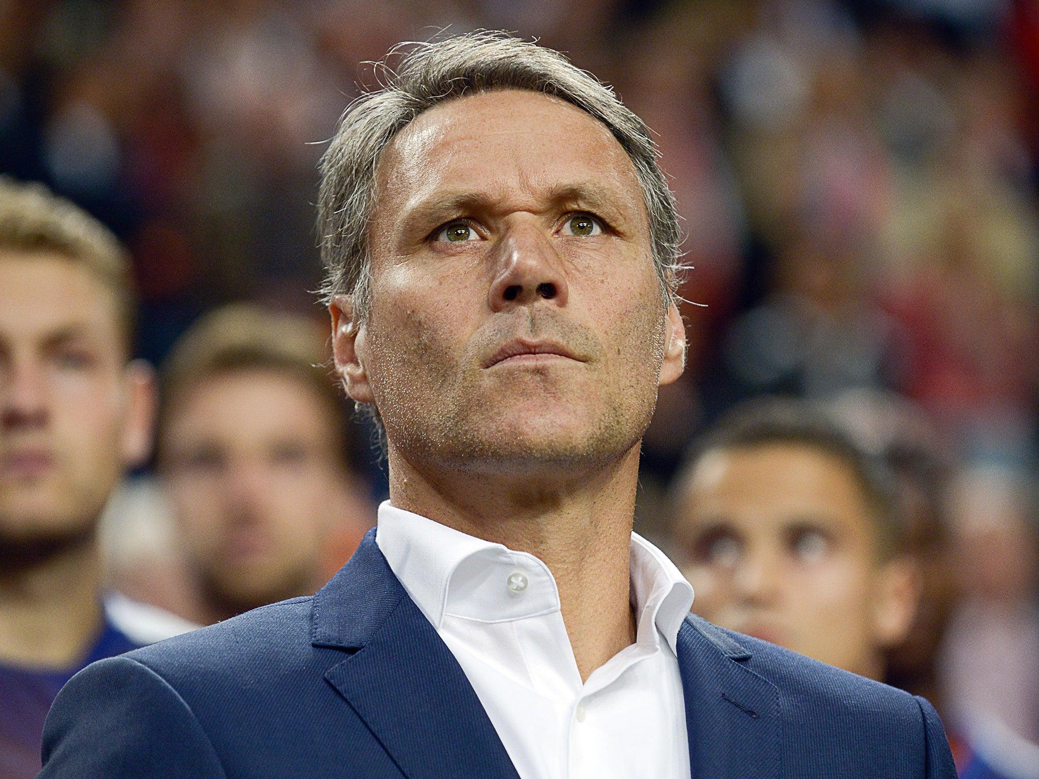 Fifa technical director Marco van Basten suggests scrapping