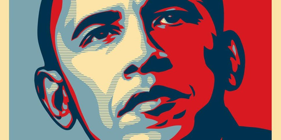 barack obama hope artist has a brilliant new set of posters for
