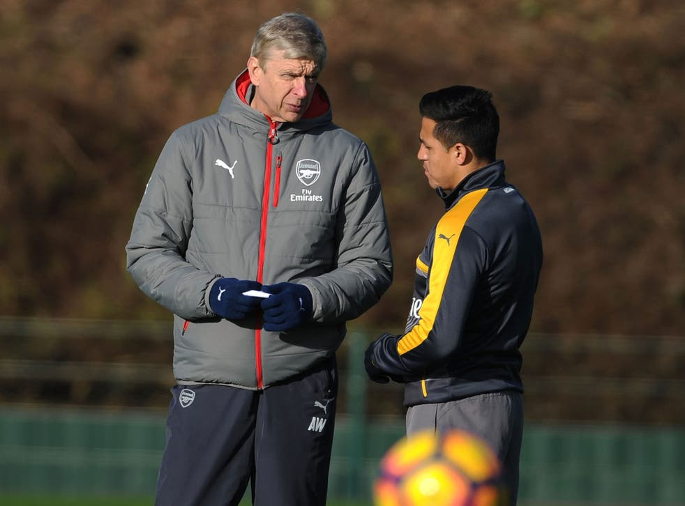 Arsene Wenger has warned players like Alexis Sanchez of the perils of moving to China