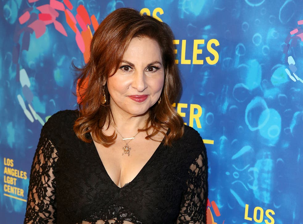 Kathy Najimy, best known for starring in Sister Act and Disney's Hocus Pocus, has recommended that women attending an anti-inauguration march in Washington on Friday wear a scarf around their heads