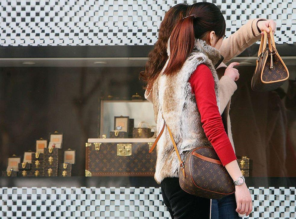 Luxury retailers want you to spend more of your hard earned cash