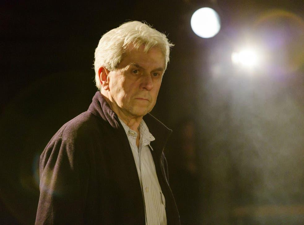 Nicholas le Prevost as Rudolph in 'Winter Solstice' at the Orange Tree