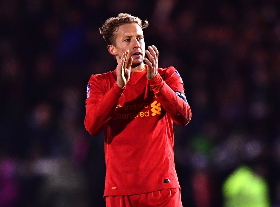 Lucas has been a faithful servant to Liverpool, but believes his Anfield days may soon be over