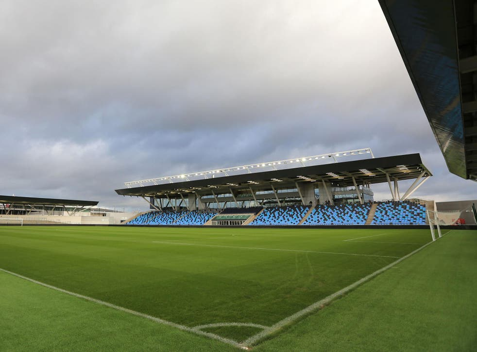 City have invested heavily in their academy