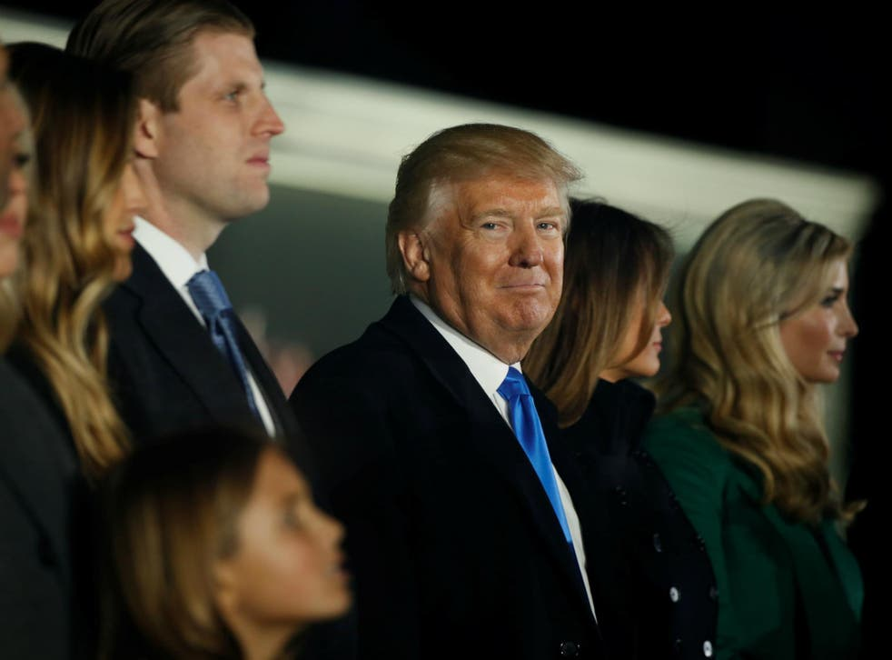 Watchdog alleges that since Mr Trump refused to divest from his businesses, he is now getting cash and favours from foreign governments through guests and events at his hotels, leases in his buildings, and valuable real estate deals abroad