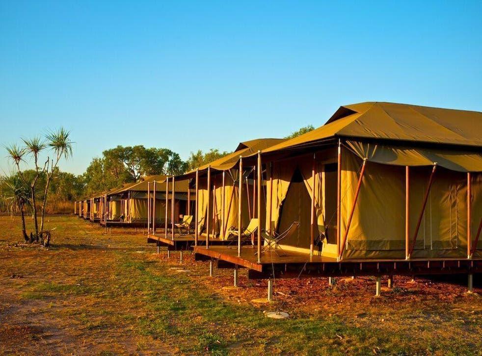 Wild Wilderness Lodge: Where luxury meets Crocodile Dundee