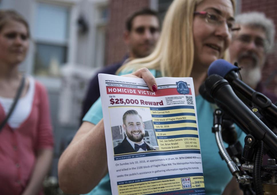 Seth Rich wasn't just another DC murder victim – he was a