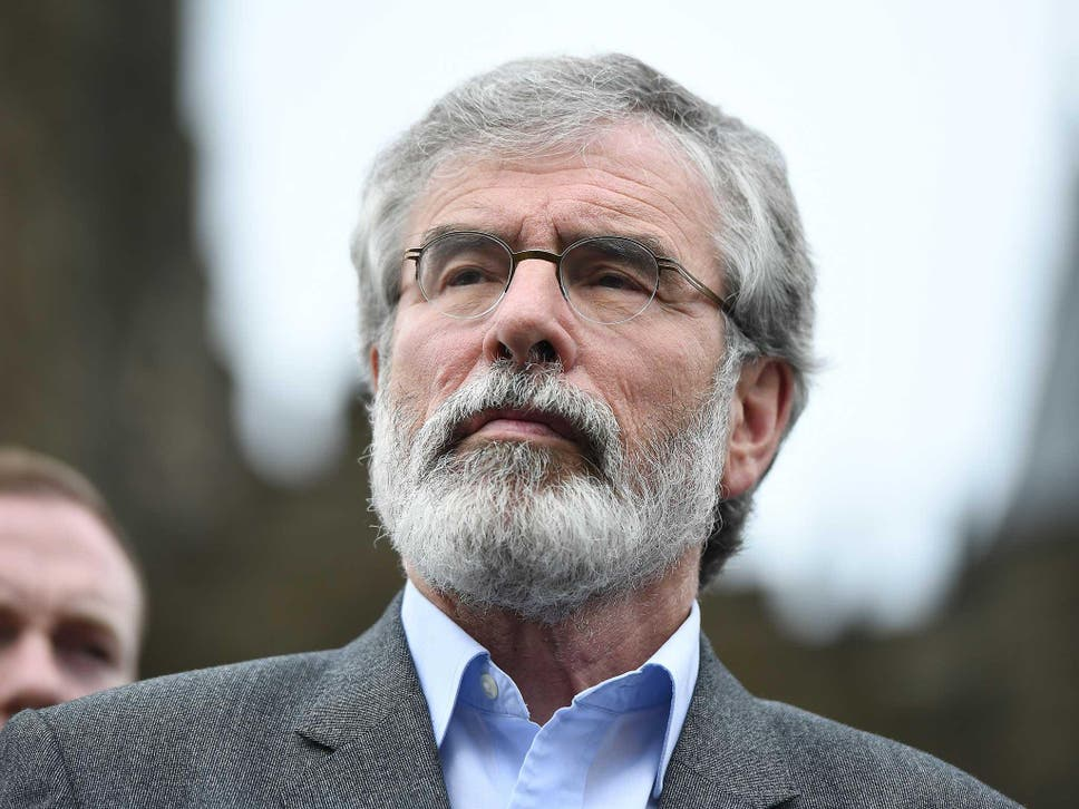 Gerry Adams Brexit Will Destroy The Good Friday Agreement The