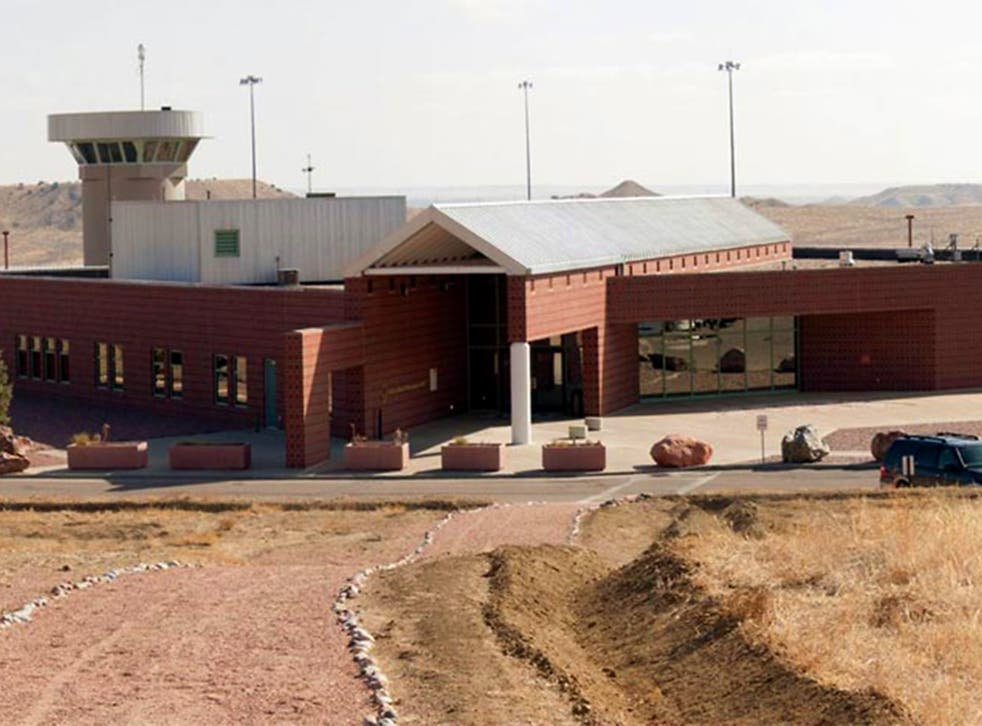 Administrative Maximum Facility (ADX) in Colorado is an American federal supermax prison housing male inmates who are deemed the most dangerous and in need of the tightest control