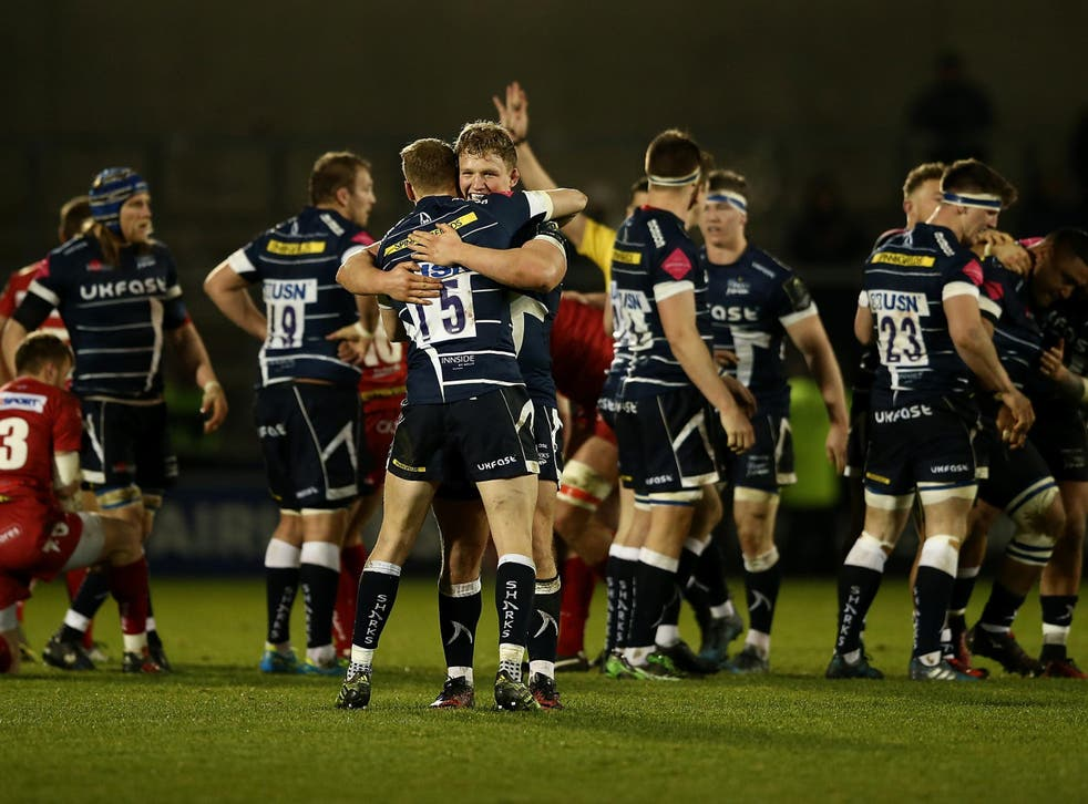 Sale have waited 10 games for the taste of victory