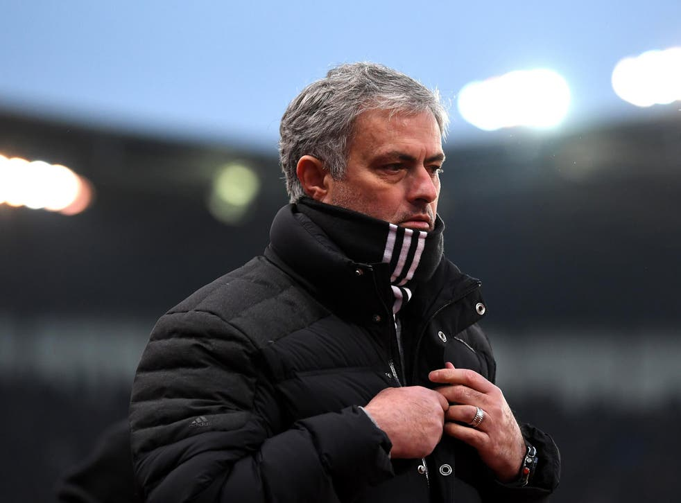 Mourinho said the record should only be spoken about this weekend and no longer