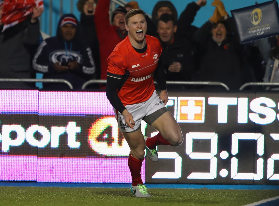 Ashton will join Toulon in the summer