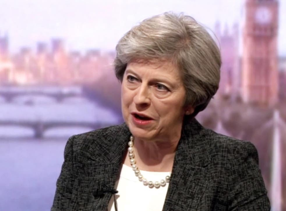 Theresa May refused to answer questions on her Brexit negotiation plans