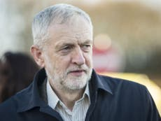 Jeremy Corbyn says Donald Trump's visit to the UK must be stopped