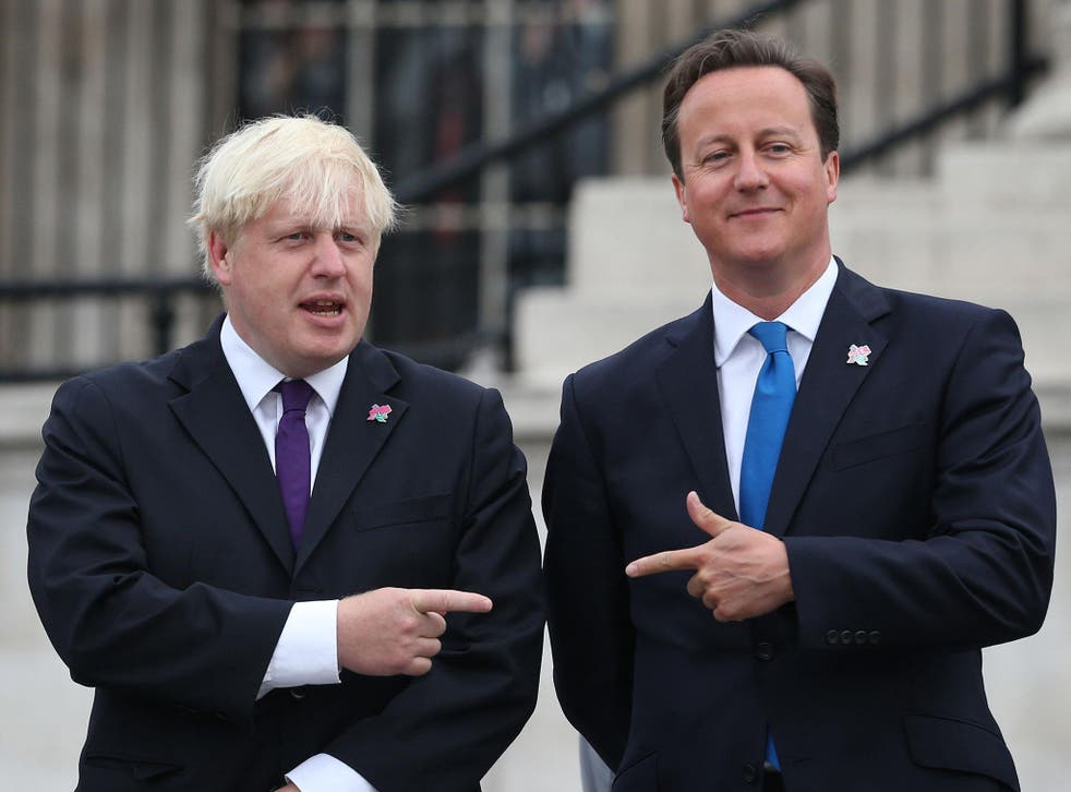 Boris Johnson joining the Leave campaign reportedly remains a sore point for Mr Cameron