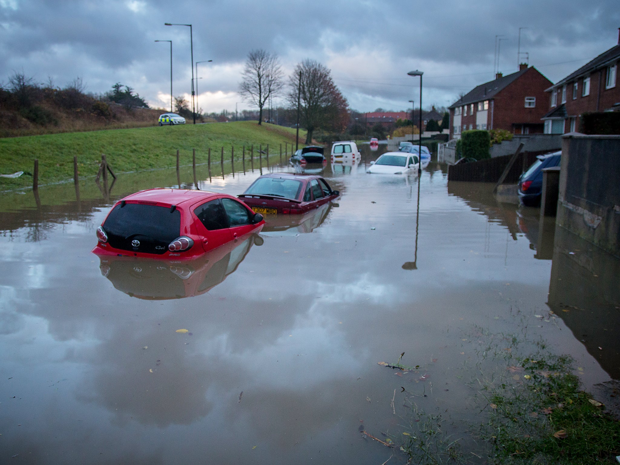 Government 'tried to bury' its own alarming report on climate change