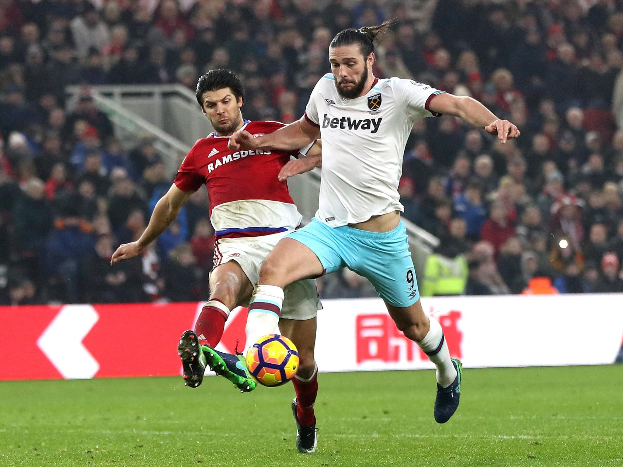 Andy Carroll targeting England return after good spell of