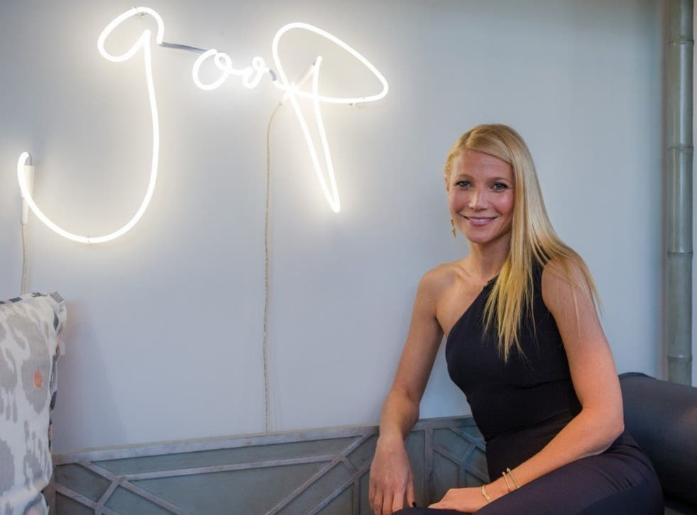 Paltrow's website Goop published a ridiculous Valentine's Day gift guide