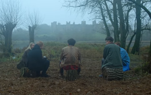 Ed Sheeran shares video for 'Castle on the Hill'