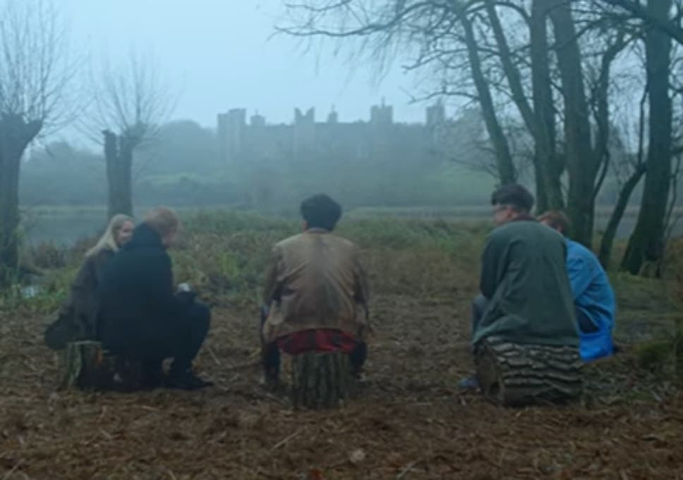 Ed Sheeran shares video for 'Castle on the Hill' | The