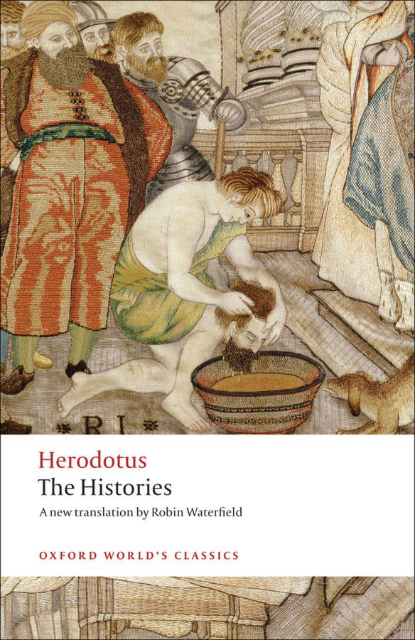 The 10 ancient classics every student should read the independent 7 the histories by herodotus fandeluxe Image collections
