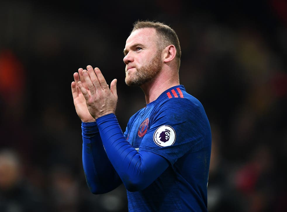 Wayne Rooney, now Manchester United's all-time top goalscorer, is set to depart