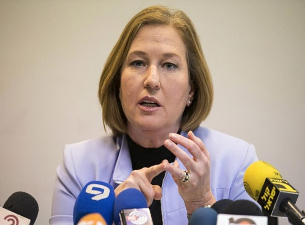 Zionist Union Knesset Member Tzipi Livni is one of the most influential women in Israel and has held several high-level political positions
