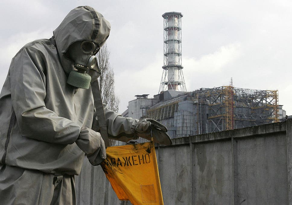 chernobyl disaster causes and effects