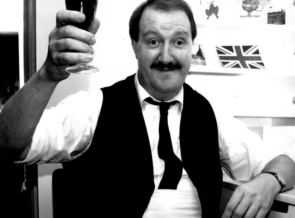 His last screen role was in BBC sketch show Revolver in 2004