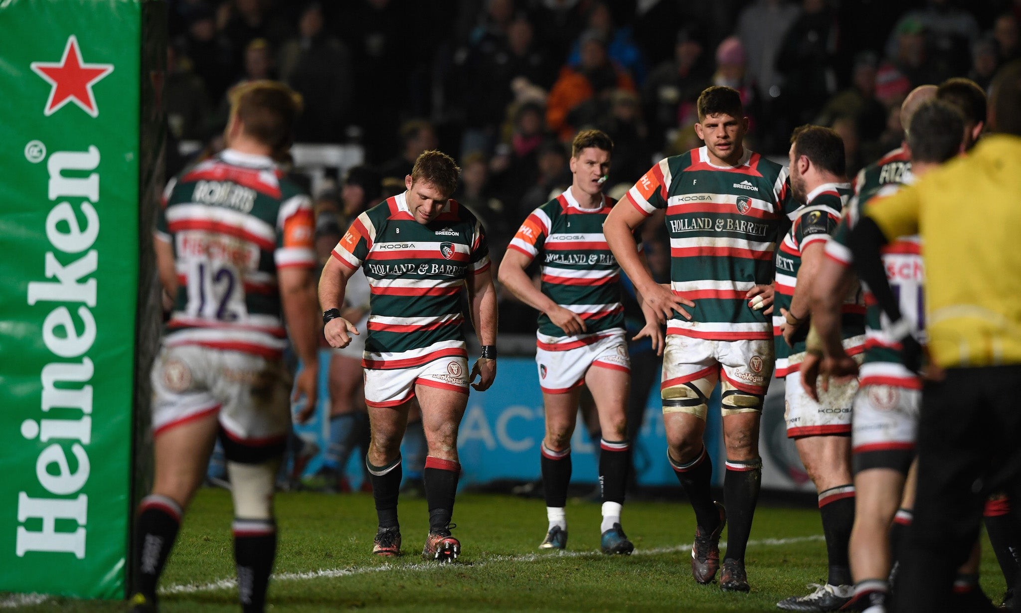Ben Kay: Leicester Tigers' record loss 'unacceptable' but ...