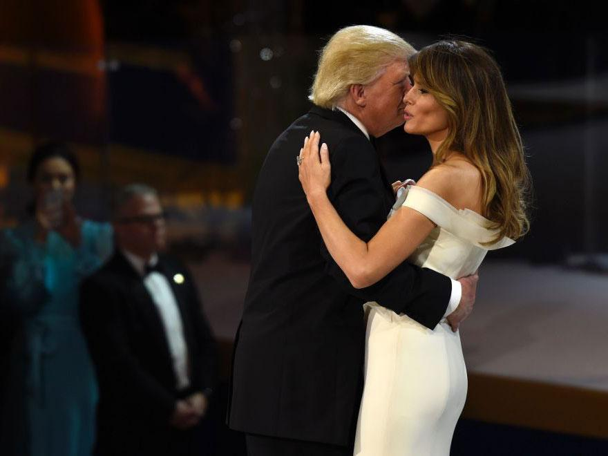 Melania Trump just 'an object' to her husband, body language