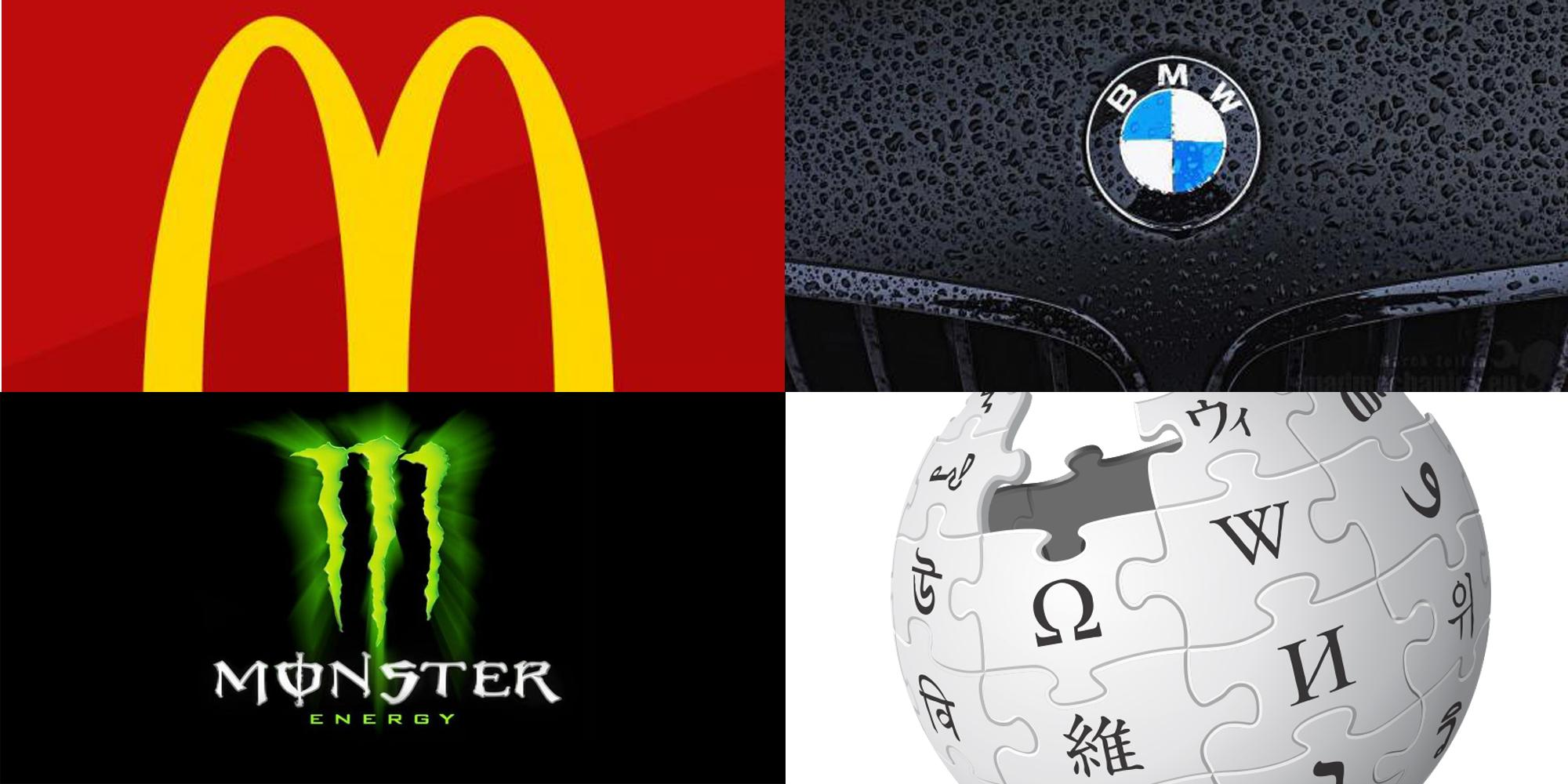 30 logos with hidden meanings | indy100