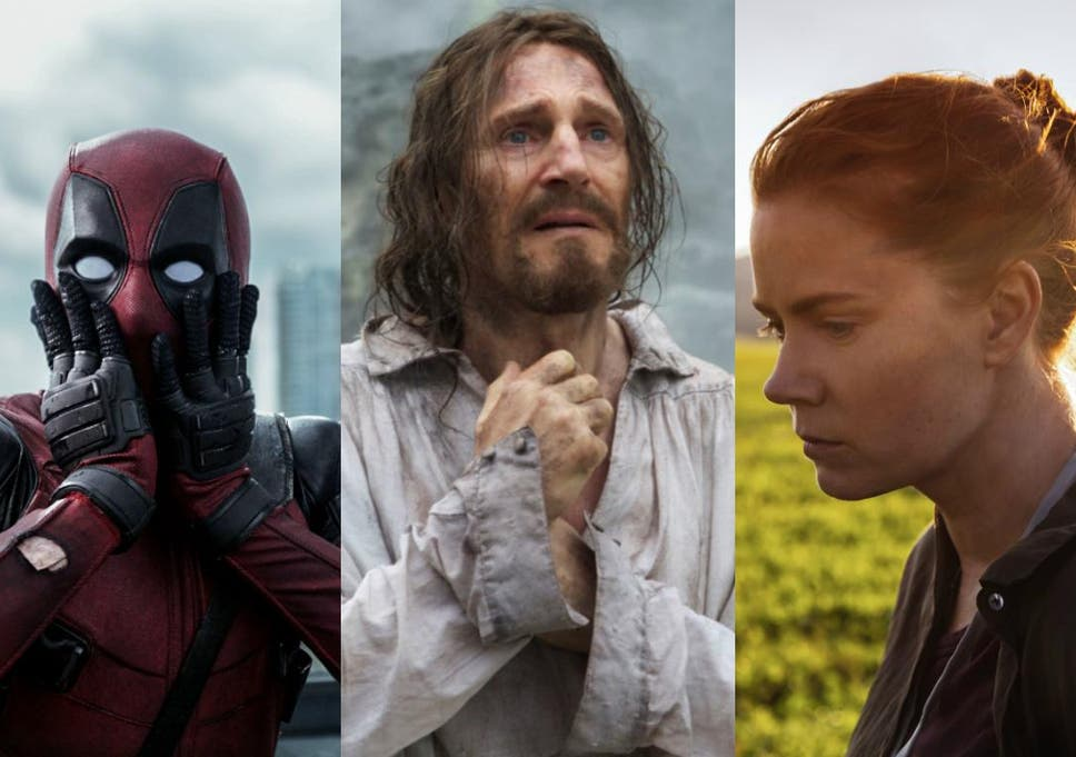 From Tom Fords Nocturnal Animals And Martin Scorseses Silence Racking Up Only One Nomination Each To Deadpool Nearly Becoming The First Superhero Film