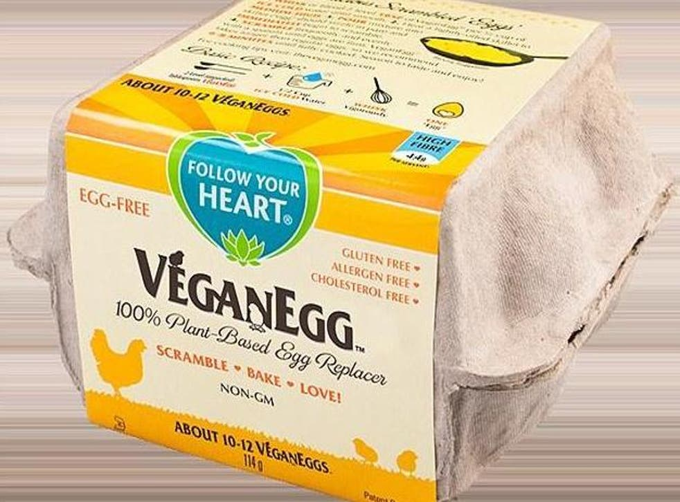 Holland & Barrett has made sure it was one of the first in line to stock a new batch of Vegan Egg made from algae