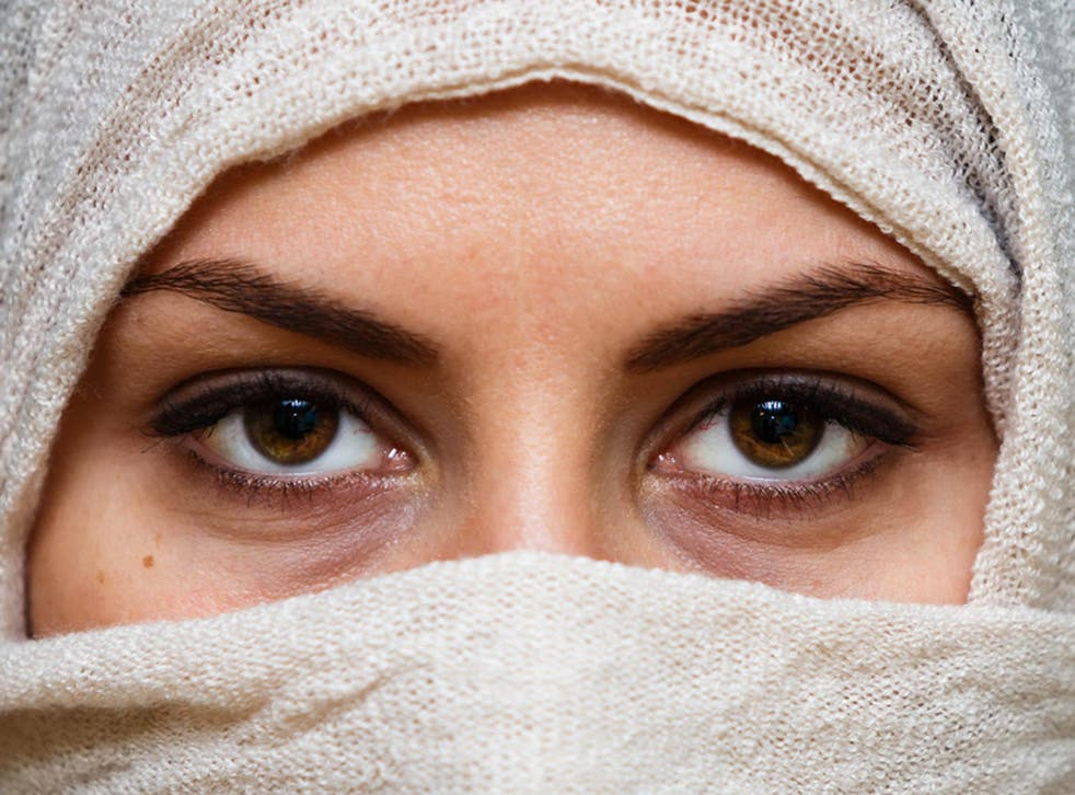 In France and Belgium a woman wearing a full-face veil can be jailed for up to seven days