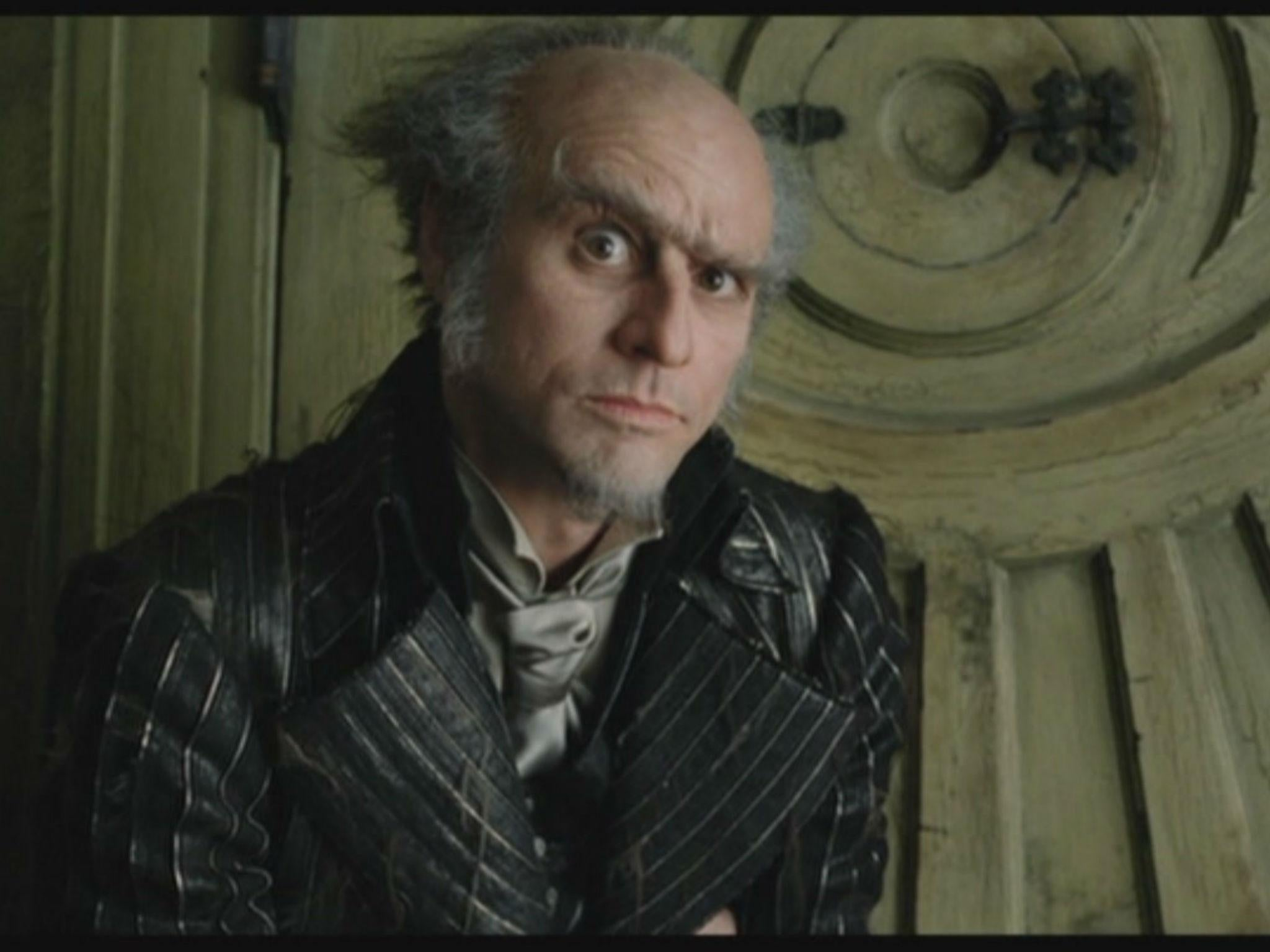 Movies You Might Have Missed Jim Carrey In Lemony Snicket S A