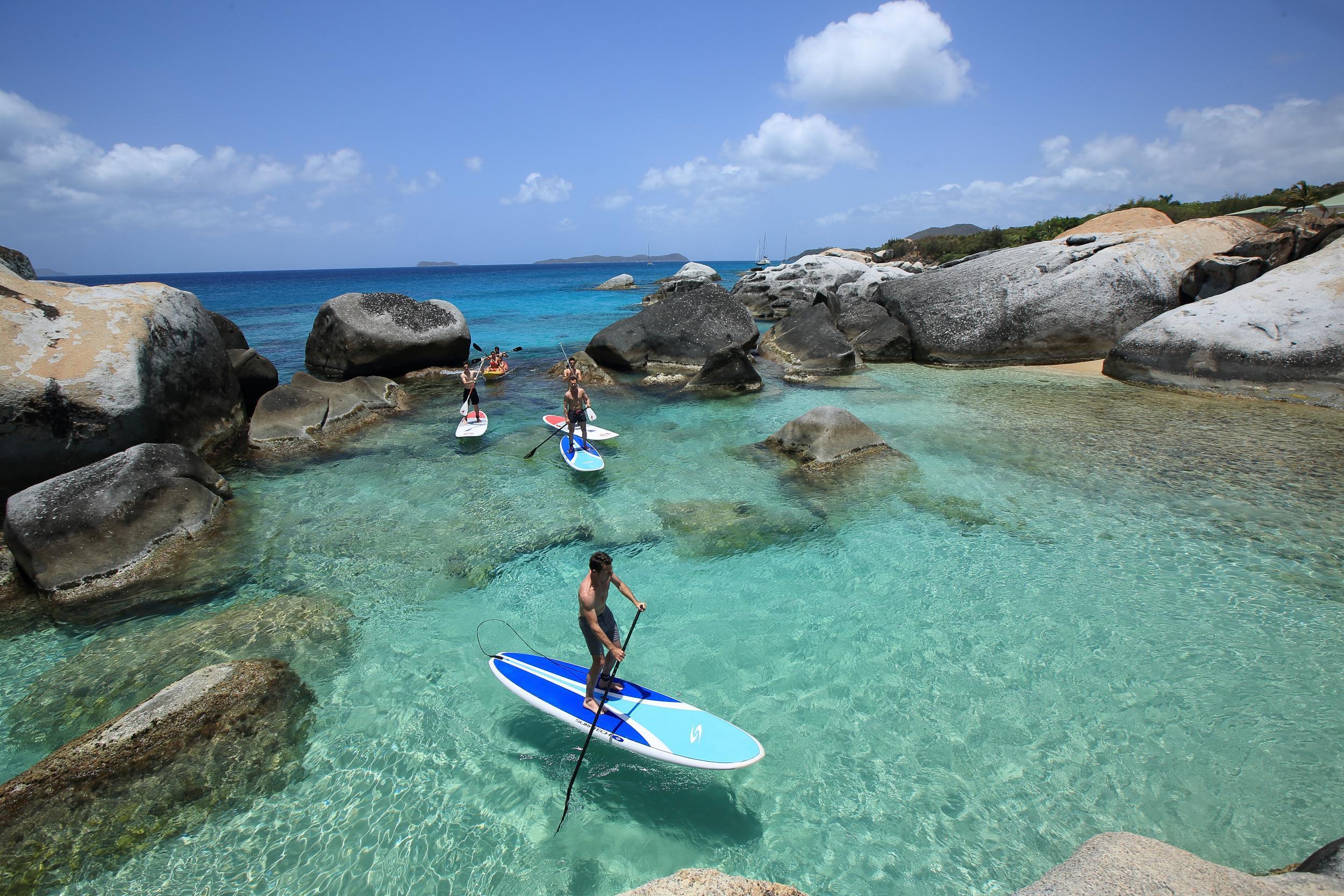 Best Us Virgin Island For Families