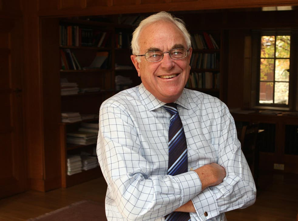 """""""Not retired"""": Sir Stephen is an honorary fellow of Nuffield College, Oxford"""
