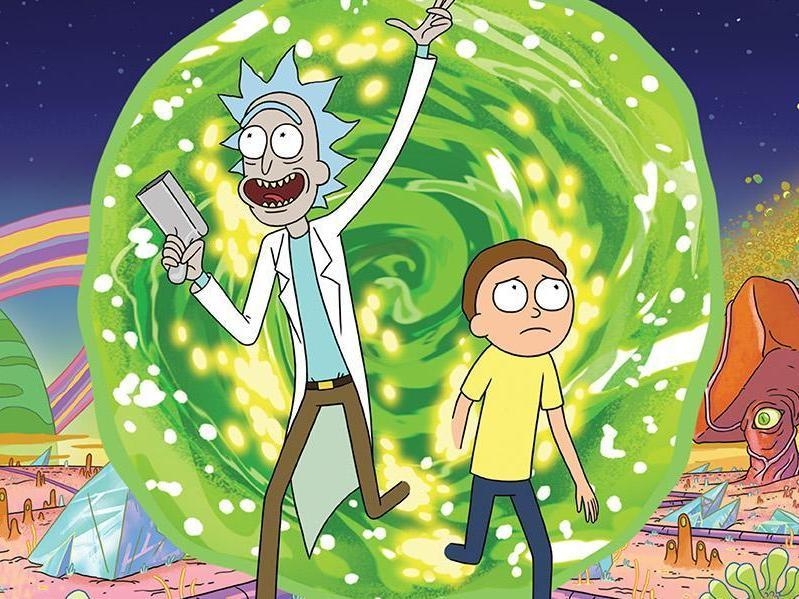 Image result for rick and morty season 3