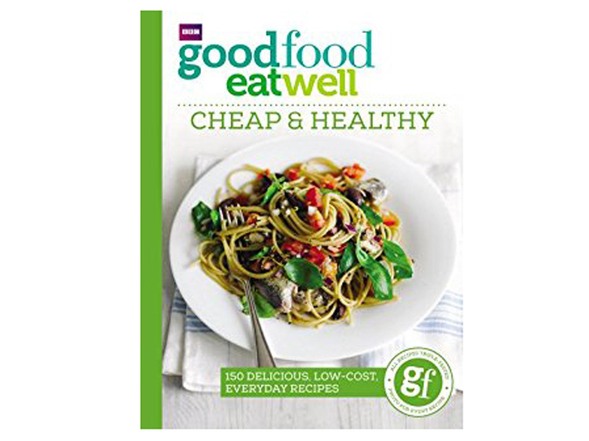 10 best healthy cookbooks the independent the forumfinder Image collections