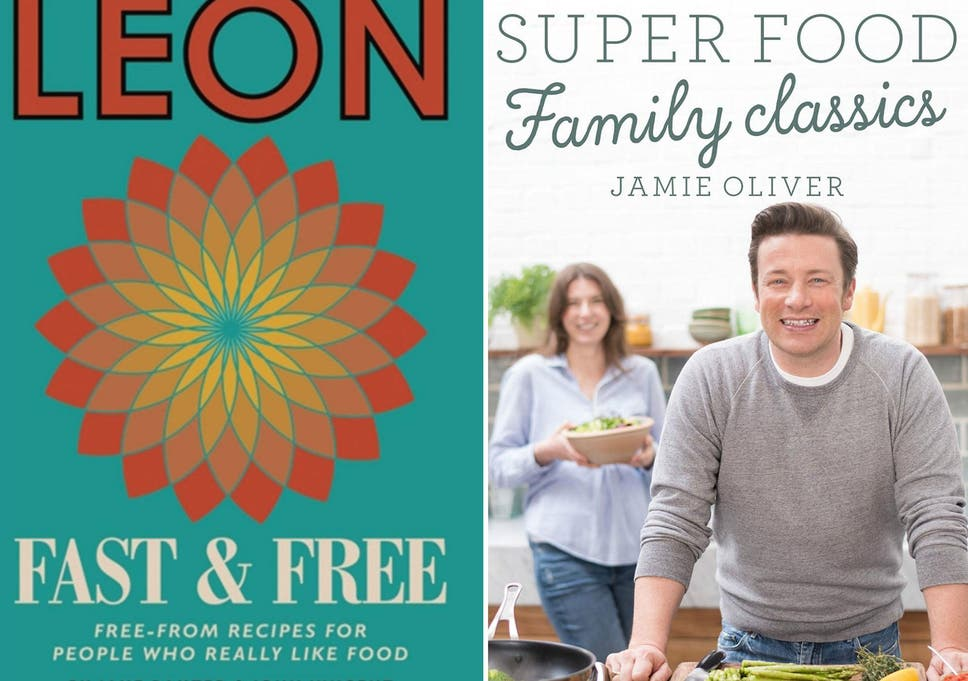 10 best healthy cookbooks the independent
