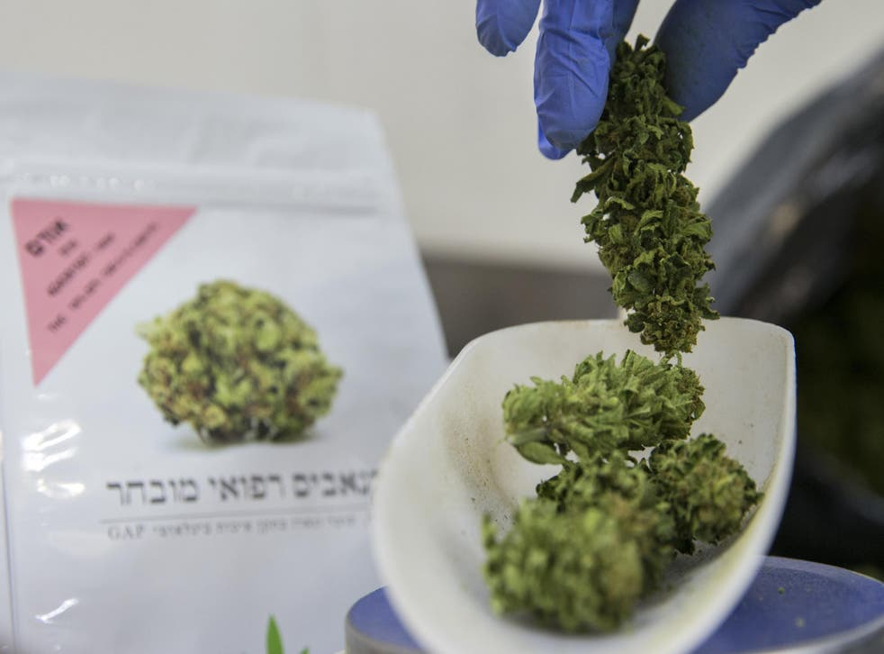 Almost 9 per cent of Israelis use cannabis
