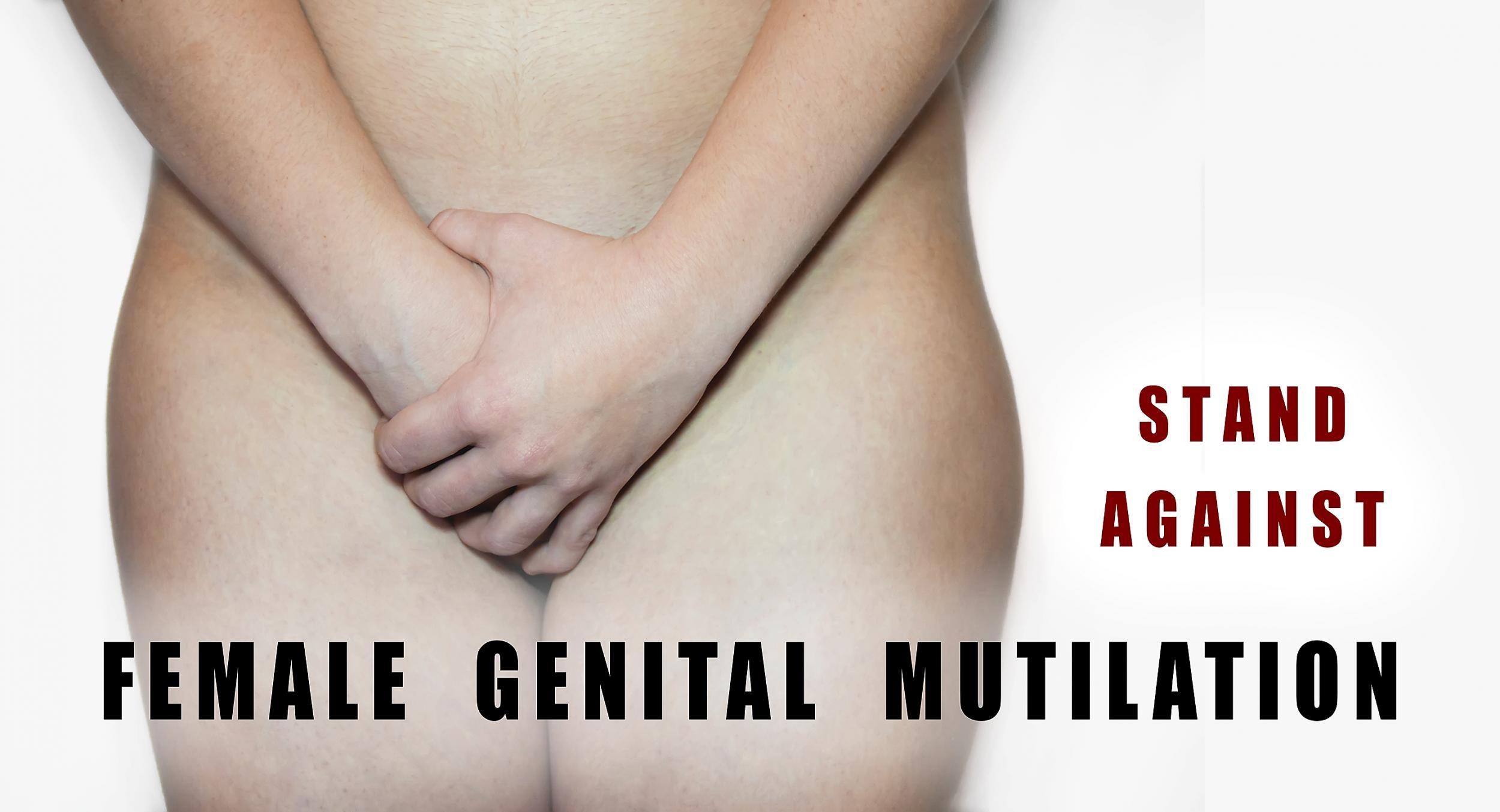 Hidden video of women circumcision