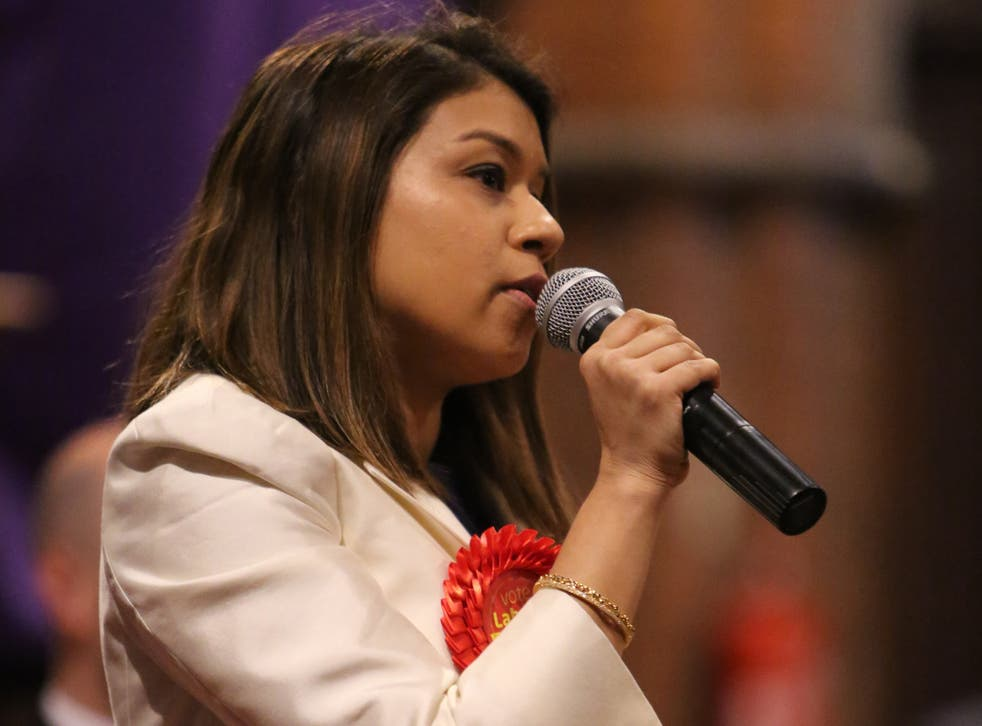 Tulip Siddiq's constituency overwhelmingly voted Remain in the EU referendum