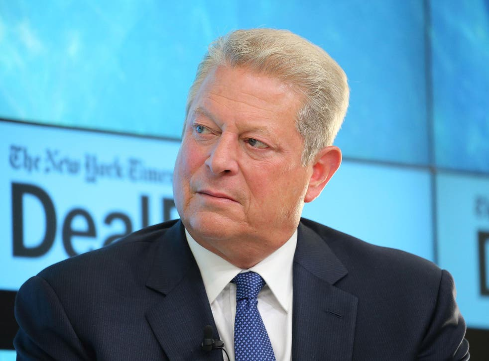Al Gore dedicated his time to raising awareness of the threat of climate change after losing the 2000 presidential election