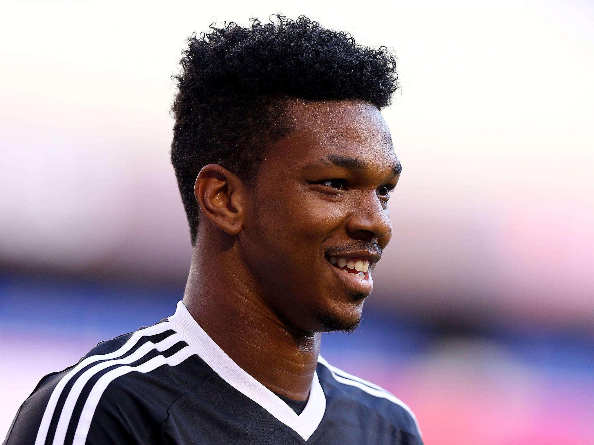 Wycombe Wanderer's Jamal Blackman sets his sights on the bright lights of the Premier League