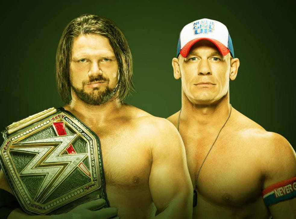 Cena could win the title for a record 16th time