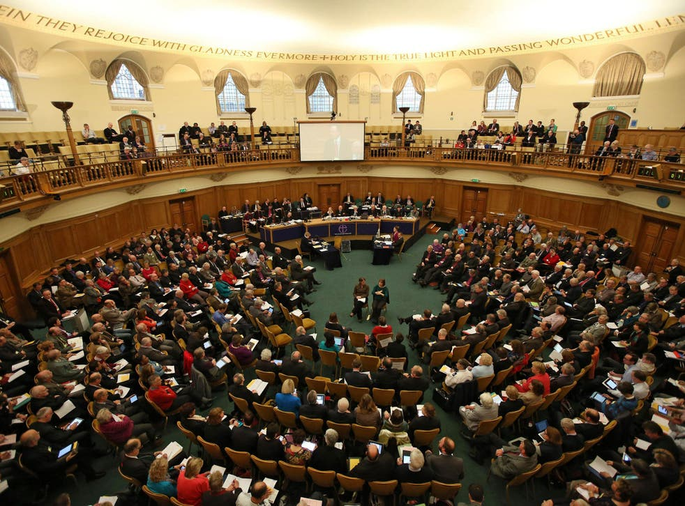 The Church Synod will consider plans to reform its approach to homosexuality