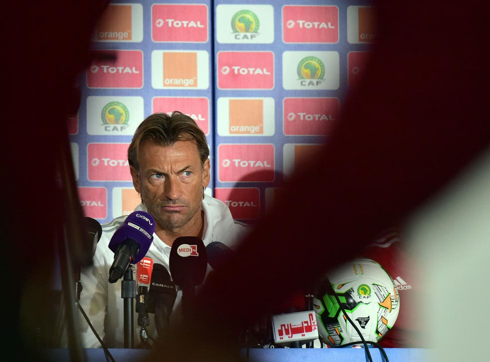 Herve Renard has already got two AFCON titles to his name