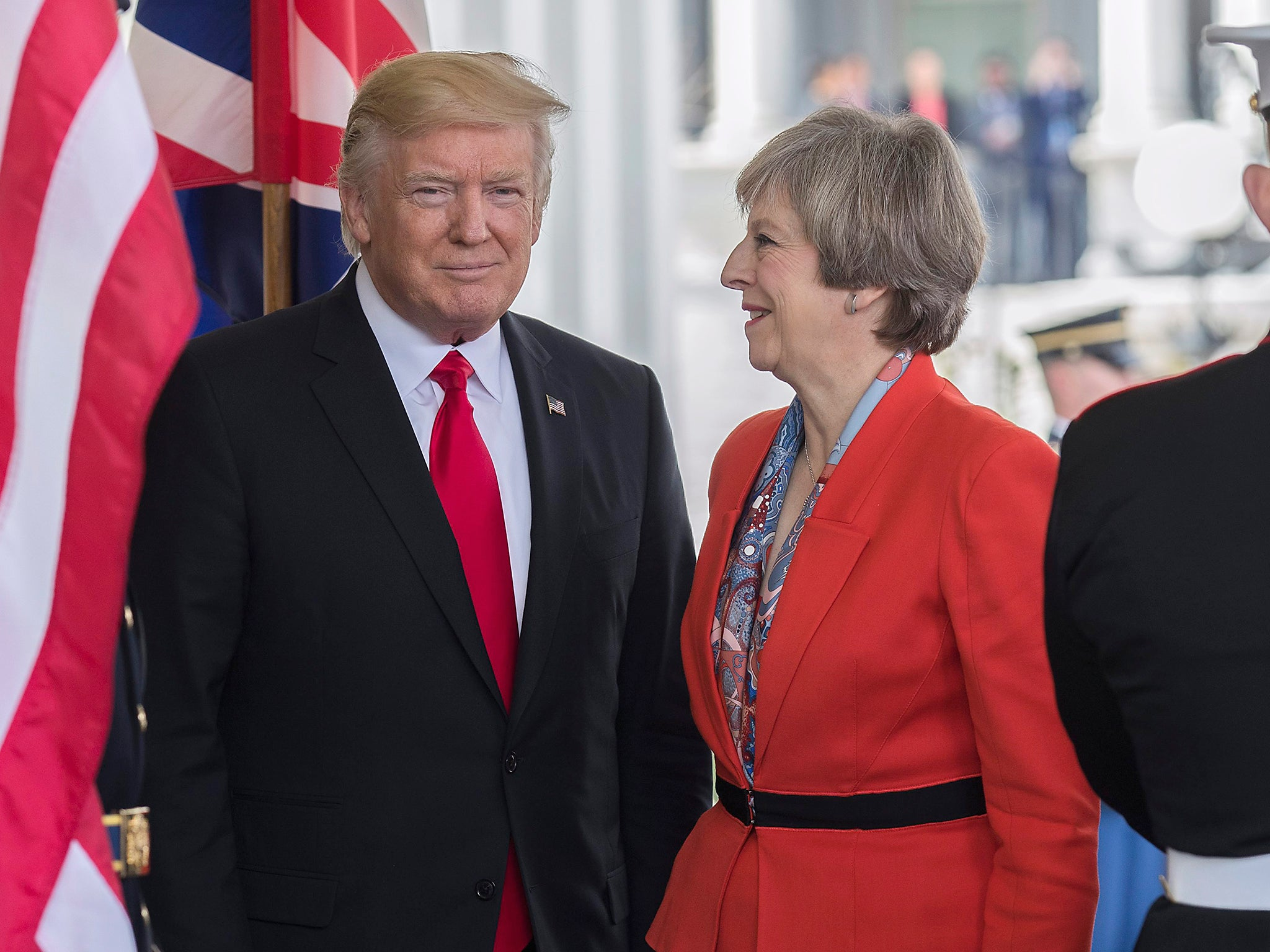 Trump state visit to UK to be announced by Buckingham Palace